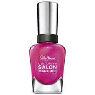 COMPLETE SALON MANICURE 7EN1 420 BACK TO THE FUCHSIA