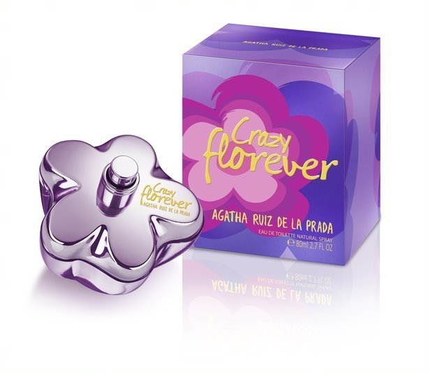 CRAZY FLOREVER EDT na internet