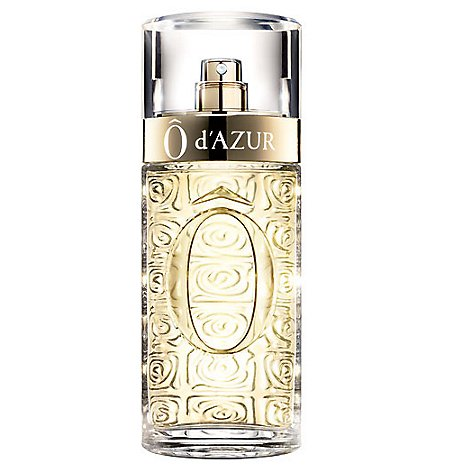 O dAzur Lancome fragrance is a fruity floral fragrance family for Women. The top notes are bergamot and lemon lime Amalfi Amalfi Corazn notes are pepper pink rose and peony notes are musk ambrette musk and woody notes.