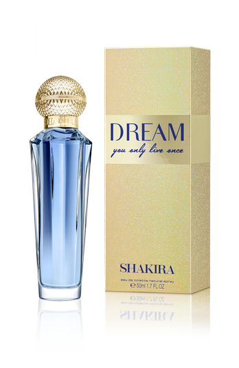 SHAKIRA DREAM EDT - comprar online