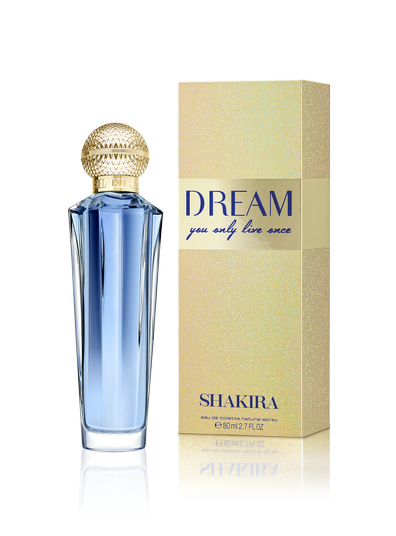 SHAKIRA DREAM EDT en internet