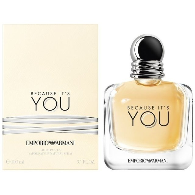 EMPORIO BECAUSE ITS YOU EDP - Ruiz Y Roca