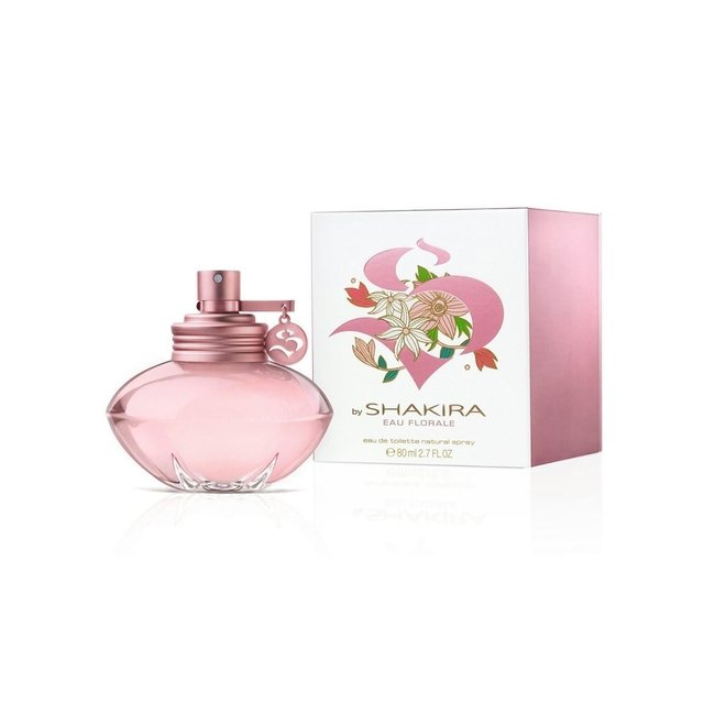 S BY SHAKIRA FLORALE EDT