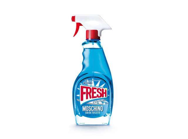 Fresh Moschino Couture fragrance is a fruity floral fragrance family for Women. The top notes are mandarin bergamot and ylang-ylang Corazn notes are peony and osmanthus fragrant olive raspberry base notes are patchouli and woodsy notes ambroxan.