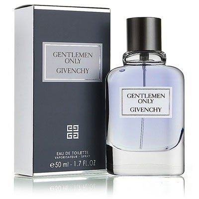 Gentlemen Only Givenchy is a fragrance of olfactory family Hombres.Las Woody notes are green mandarin nutmeg pink pepper birch leaves and bergamot notes are cedar patchouli Corazn elem vetiver and violet leaves base notes are incense and musk. - buy online