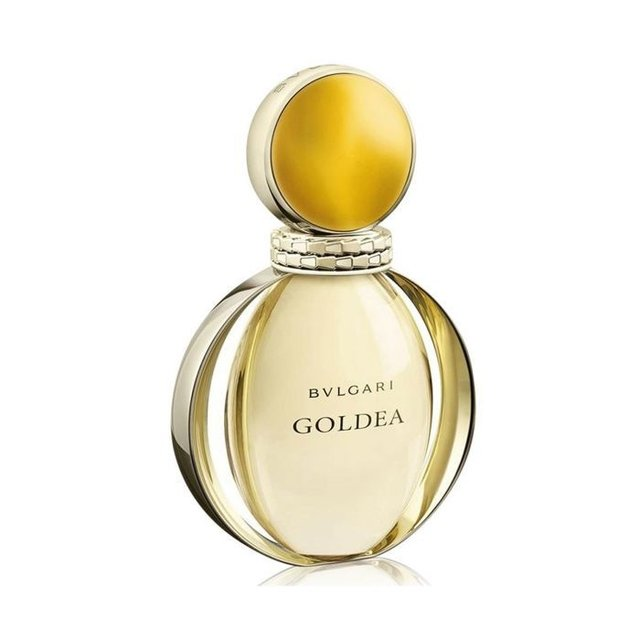 Goldea Bvlgari is a fragrance of Oriental Floral fragrance family for Women. The top notes are musk bergamot orange tree blossom and raspberry notes are ylang-ylang Corazn jasmine and musk base notes are patchouli and musk mbar Egyptian papyrus.