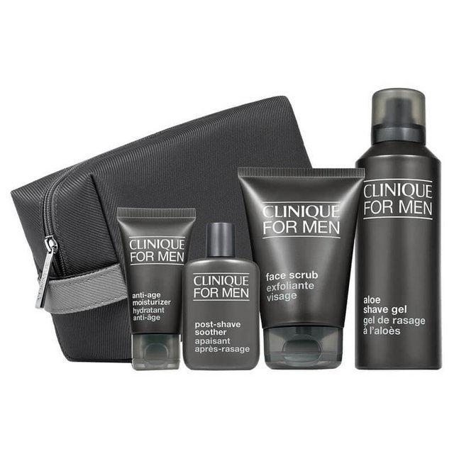 SET CLINIQUE FOR MEN ESSENTIALS