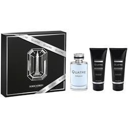 SET QUATRE H EDT 100 ML + AFTER SHAVE 100 ML + SHOWER GEL 100 ML