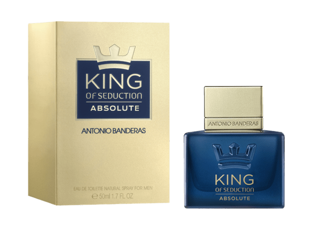 KING OF SEDUCTION ABSOLUTE EDT - comprar online