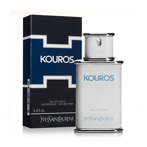 Kouros by Yves Saint Laurent is a fragrance family fragrance for men Aromtica Fougre. Kouros was launched in 1981. The nose behind this fragrance is Pierre Bourdon. The notes are aldehdos abrtano coriander and bergamot clary notes are patchouli Corazn carnation cinnamon jasmine lily root of vetiver and geranium base notes are tonka bean honey mbar leather civet civet musk, oak moss and vanilla. - buy online