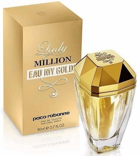 LADY MILLION EAU MY GOLD EDT - comprar online