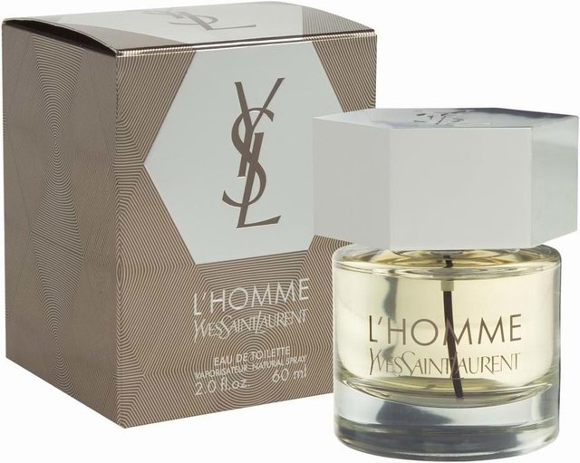 LHomme Yves Saint Laurent is a fragrance olfactory family Floral Woody Musk for Men. The top notes are bergamot and ginger lemon lime Corazn cide notes are white pepper spice basil and violet leaves base notes are tonka bean and cedar vetiver Tahit. - buy online