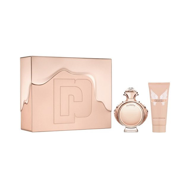 SET OLYMPEA EDP 80 ML + BODY LOTION 100 ML