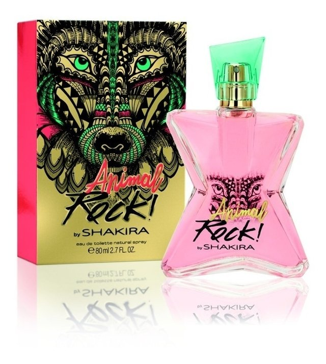 ANIMAL ROCK BY SHAKIRA EDT