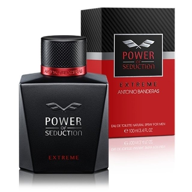 POWER OF SED EXTREME EDT - comprar online