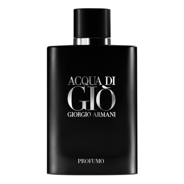 Acqua Di Gio Profumo EDP is a fragrance family fragrance for men Aromatica Acuatica. The top notes are bergamot and sea notes heart notes are rosemary and sage geranium base notes are patchouli and incense.
