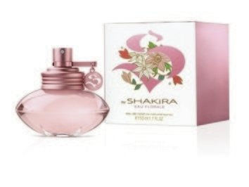 S BY SHAKIRA FLORALE EDT - comprar online