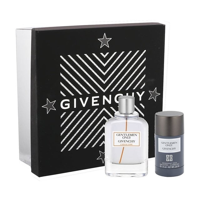 SET GENTLEMAN ONLY CASUAL CHIC EDT