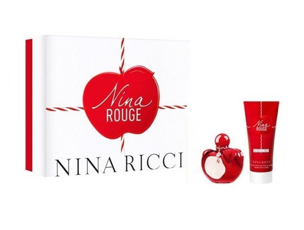 SET NINA ROUGE EDT 80 ML + BODY LOTION 100 ML