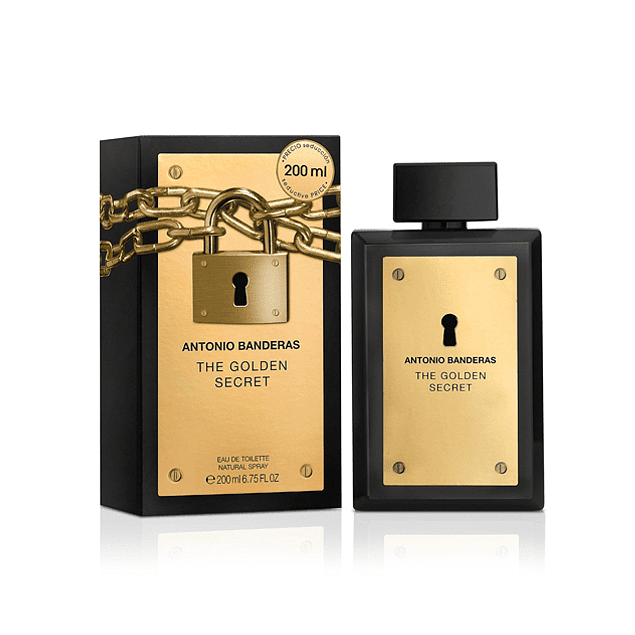 THE GOLDEN SECRET EDT - Perfumerías Ruiz y Roca