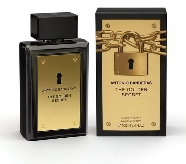 THE GOLDEN SECRET EDT en internet