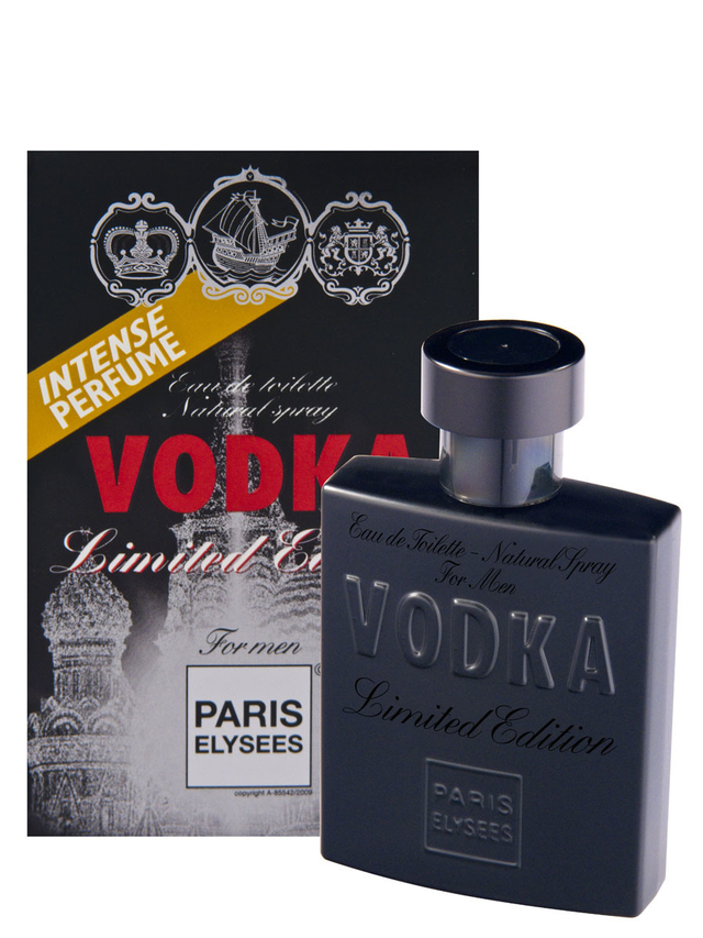 VODKA LIMITED EDITION EDT