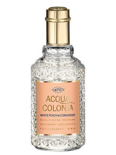 A COLONIA WHITE PEACH Y CORIANDER