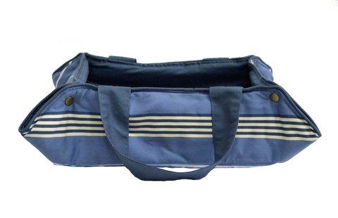 d26f745262959c PET - Bag-Esteira - Listrado Azul