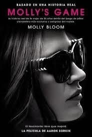 MOLLY'S GAME APUESTA MAESTRA. BLOOM MOLLY