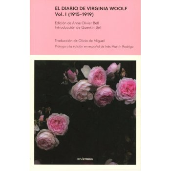 DIARIO DE VIRGINIA WOOLF VOL 1 1915-1919. WOOLF VIRGINIA