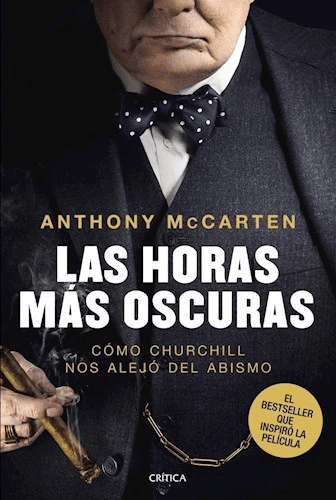 HORAS MAS OSCURAS LA. MC CARTEN ANTHONY