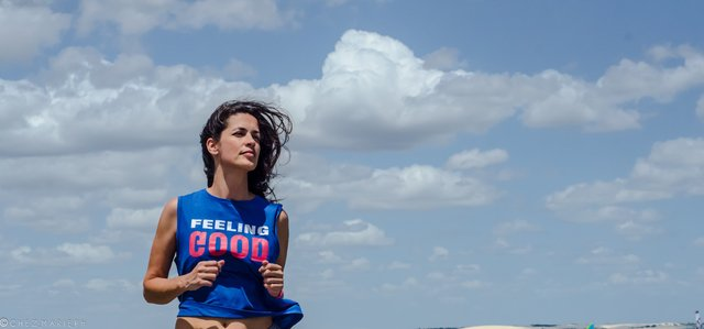 Musculosa Mujer Feeling Good - comprar online