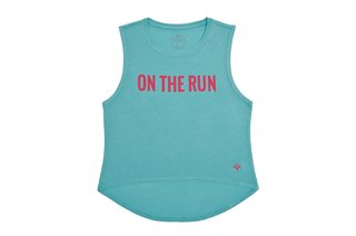 Musculosa Mujer On The Run - Vylka Running
