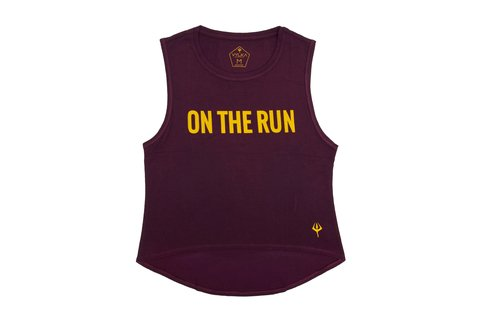 Musculosa Mujer On The Run