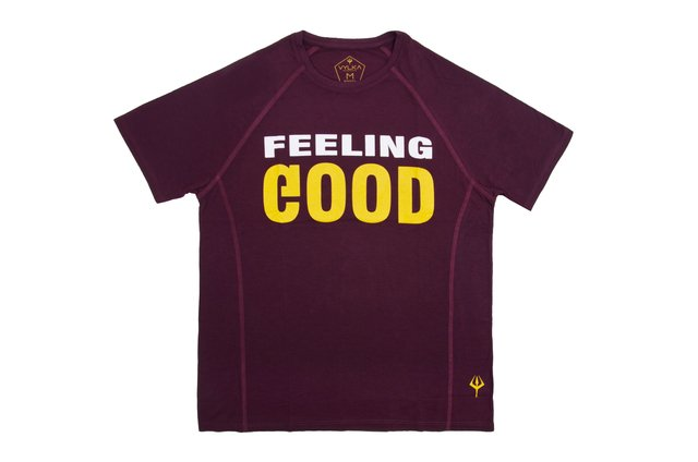 Remera Hombre Feeling Good