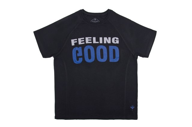 Remera Hombre Feeling Good - Vylka