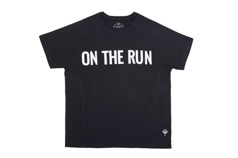 Remera Hombre On The Run