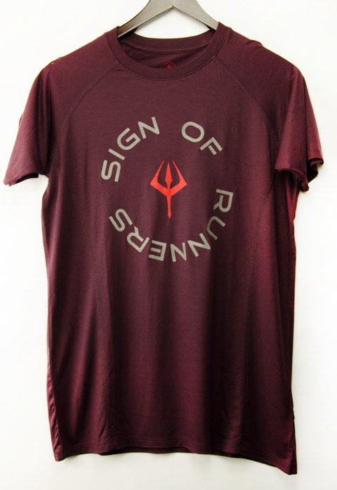 Remera Hombre Reflectiva Sing of Runners
