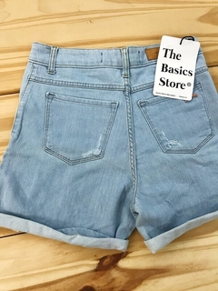 SHORT RENATA (SH068) - The Basics Store®