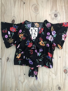 BLUSA MAGNOLIA (BL136) - The Basics Store®