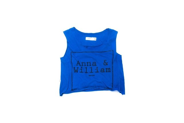 CROP ANNA & WILLIAM (CR009) - comprar online