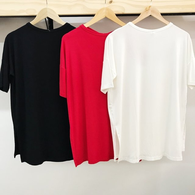 BLUSA LASADO (BL039) - The Basics Store®