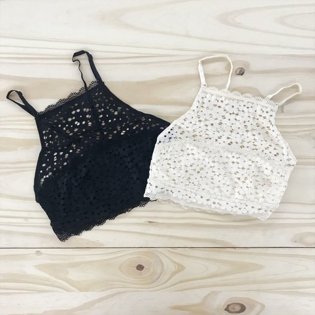 TOP HALTER (IN006)