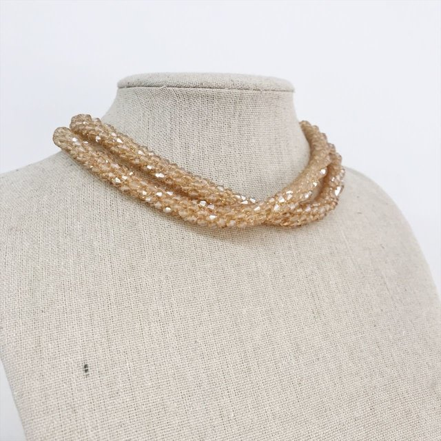 COLLAR SNAKE L (CO013) - The Basics Store®