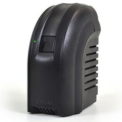 Estabilizador bivolt Powerest 500va 4 tomadas preto 9016 Ts Shara