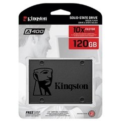 HD SSD 120GB  KINGSTON A400