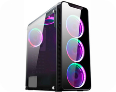 Desktop CG-XXG8 - Inlel Core i5-9400F, Asrock H310-CM, One Power 500W, SSD 240GB HIKVISION, HD SEAGATE 1TB, 8GB (2X4) WARRIOR, WINDOWS 10 PRO, GALAX GT 710 02GB