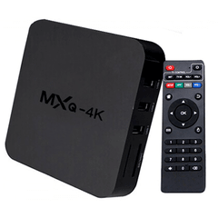 TV BOX MXQ 4K Ultra HD