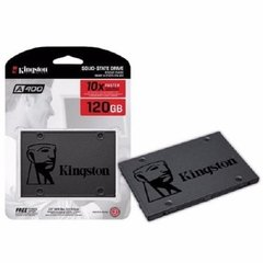 HD SSD 120GB  KINGSTON A400 - comprar online