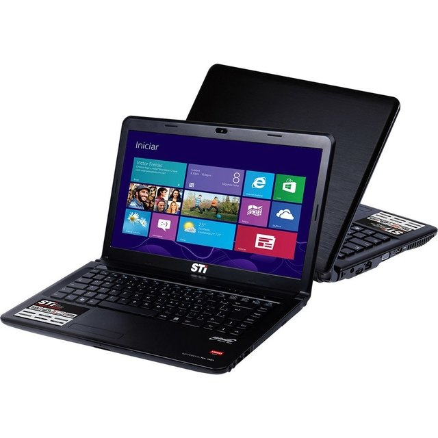 Notebook STI NA1401